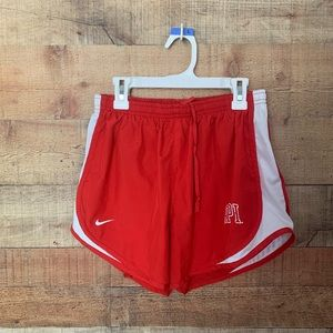 Nike Dri-Fit Red RPI Running Shorts